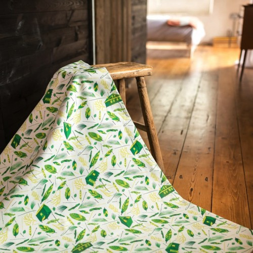 nestbuilding_green_white_fabric_grande