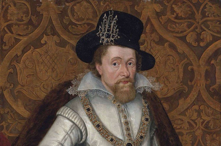 John_de_Critz_the_Elder_James_I_of_England_Haddington