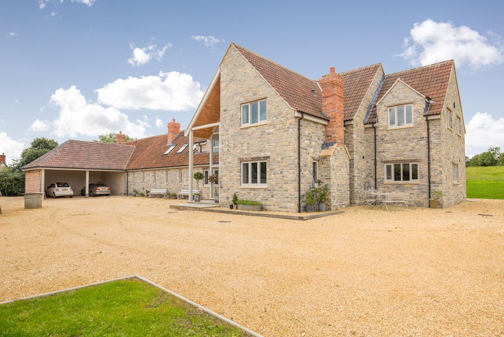 country house for sale glastonbury