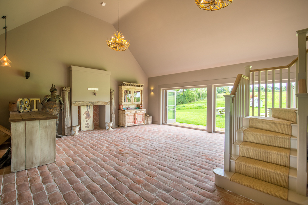 stone floor country house for sale somerset