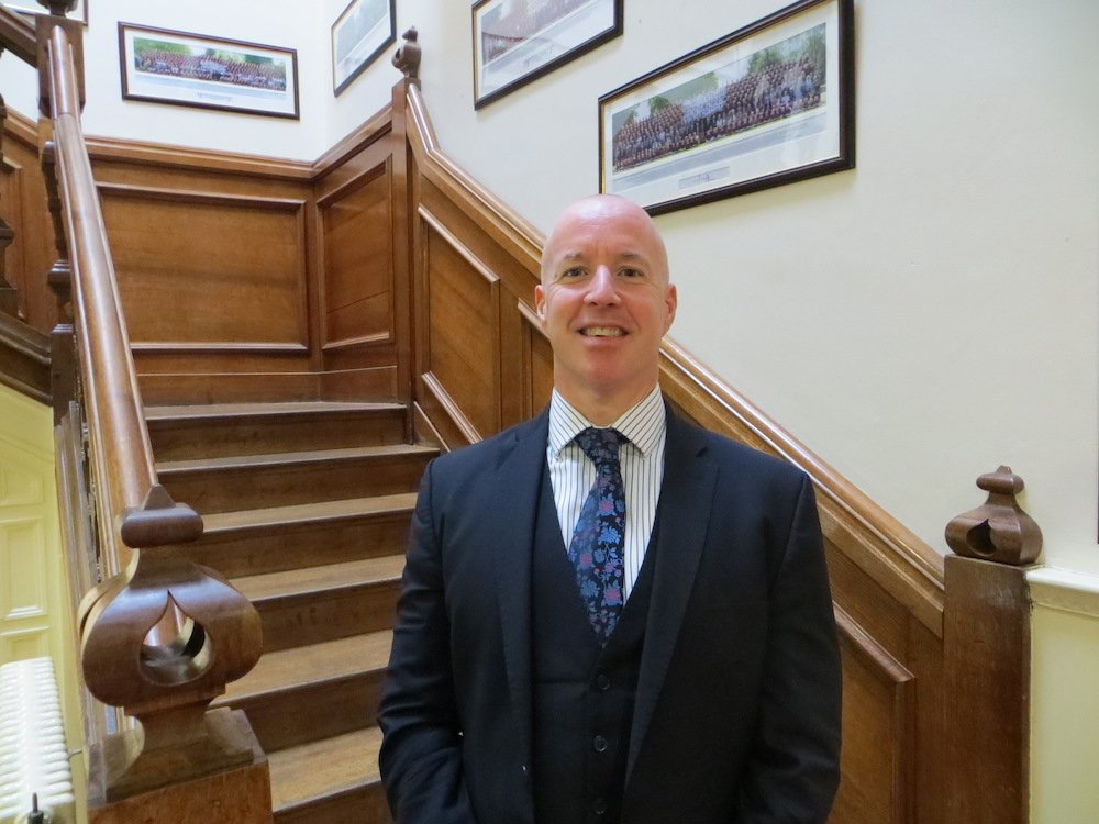 Dr trevor richards all hallows prep school somerset