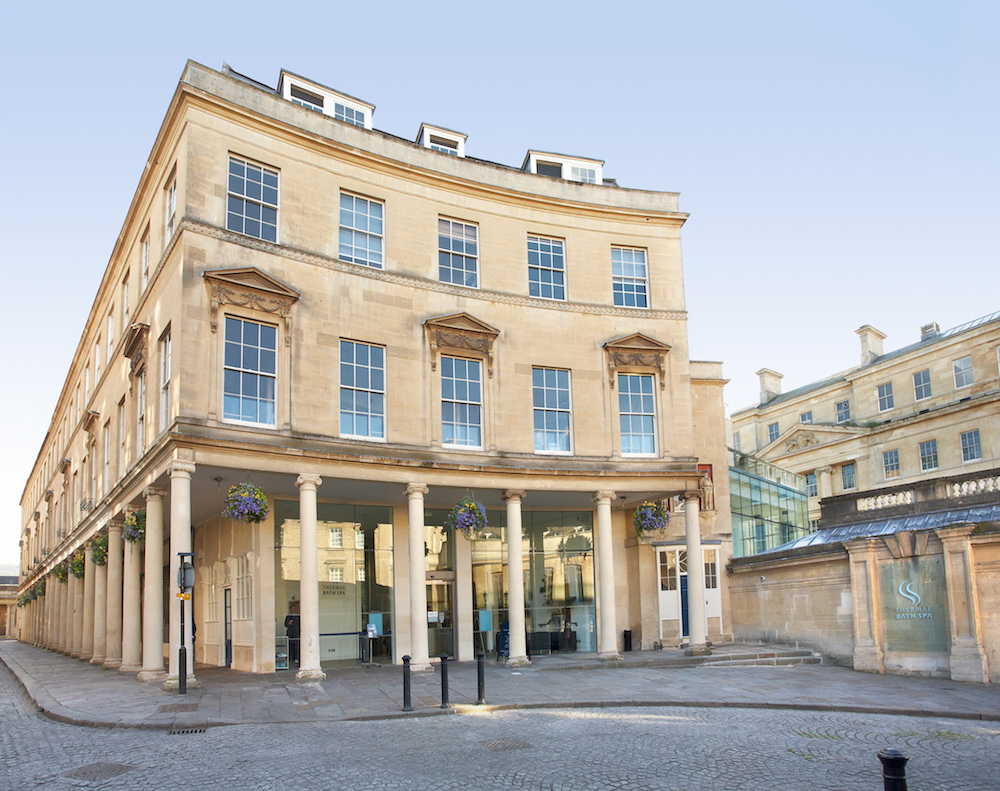 The Thermae Bath Spa: a Muddy Stilettos review