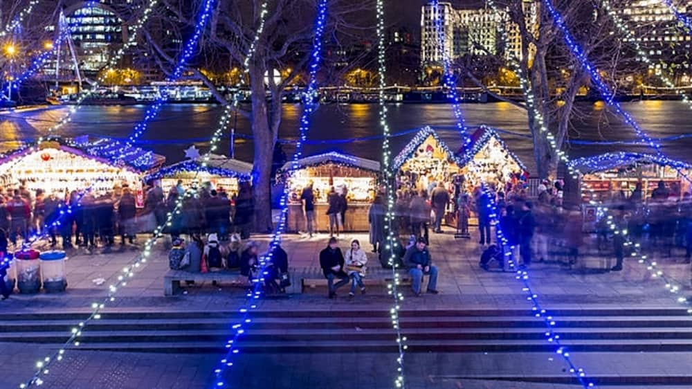 southbank london christmas