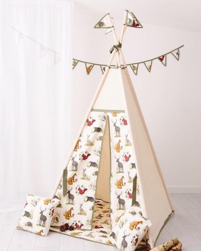 kids tipi or teepee