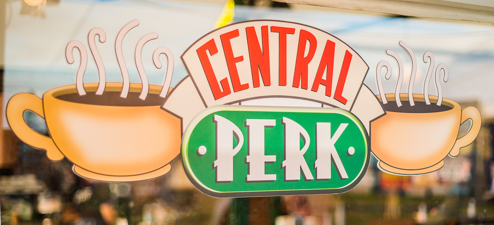 central perk cafe logo