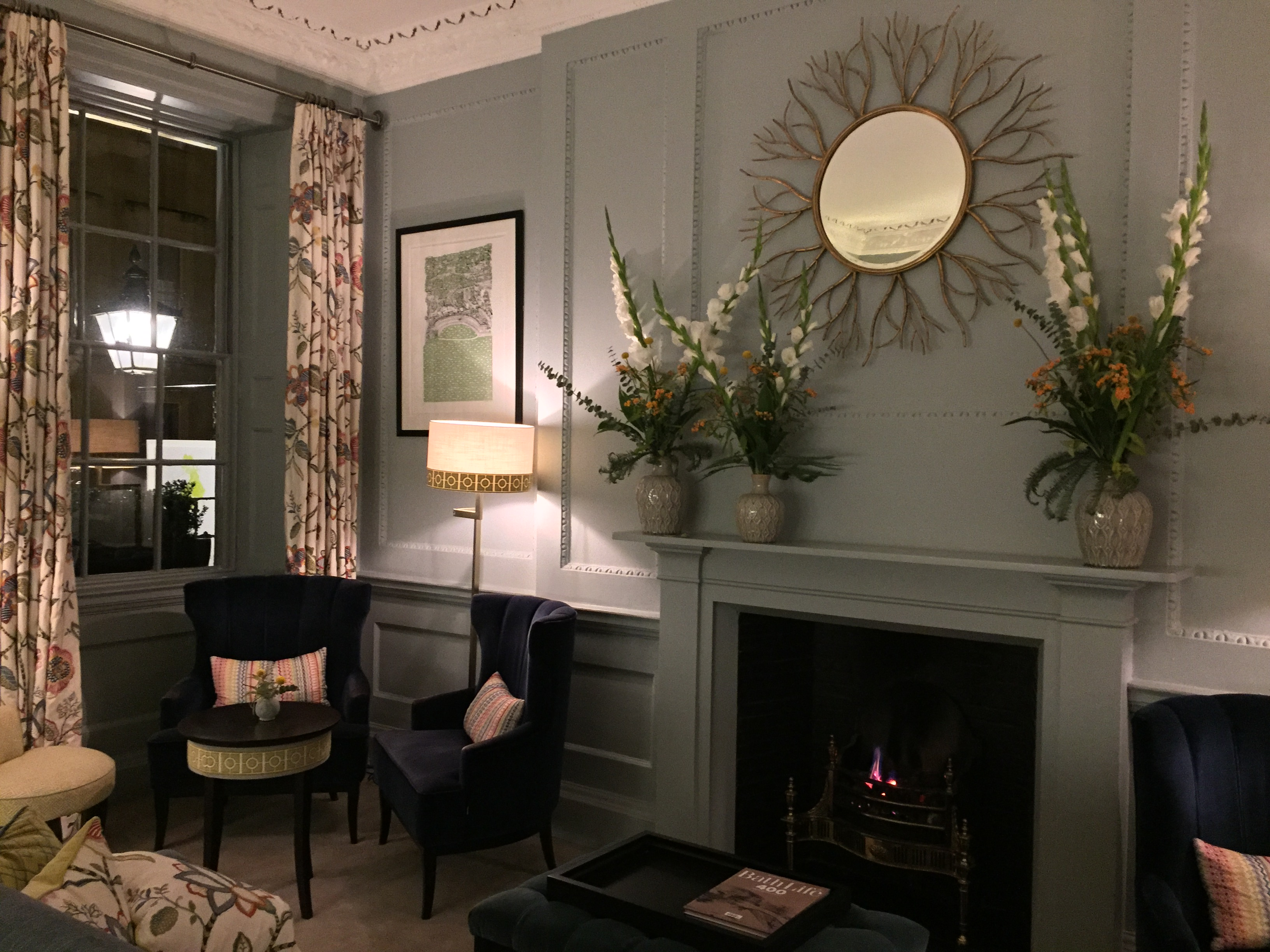 queensberry drawing room