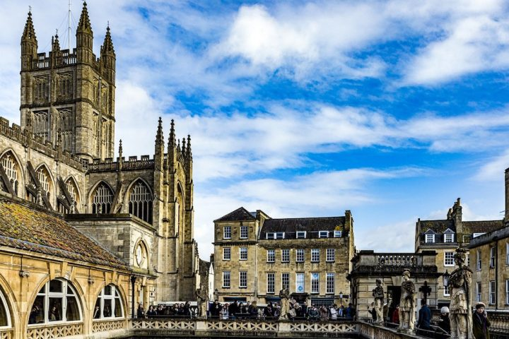 best places to live: Bear Flat, Bath, Somerset