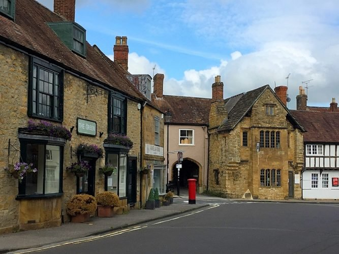 best places to live Sherborne Dorset