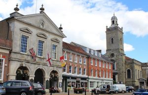 best places to live Blandford Forum, Dorset