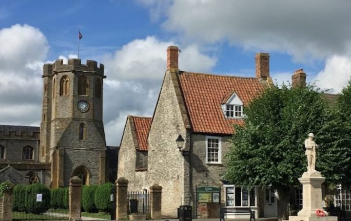 best places to live Somerton Somerset