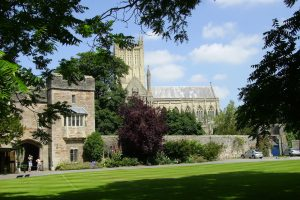 best places to live Wells Somerset