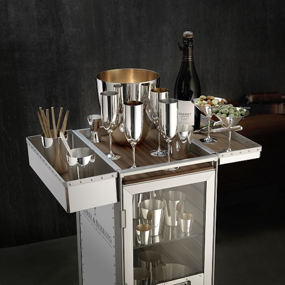 lincoln house drinks trolley