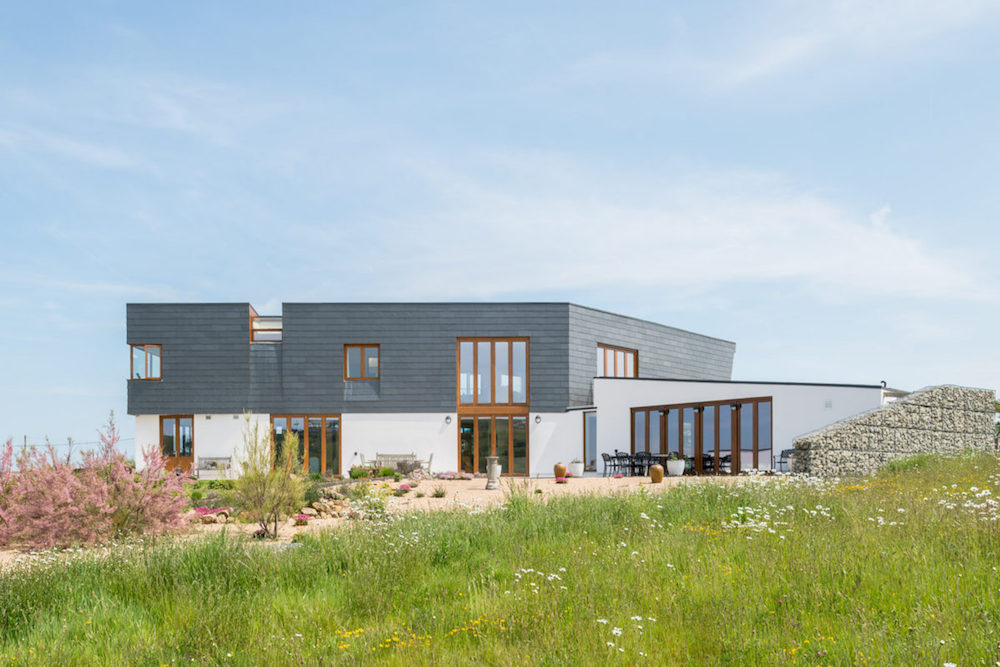 Grand Design modern house for sale East Sussex