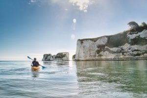 kayaking easter dorset
